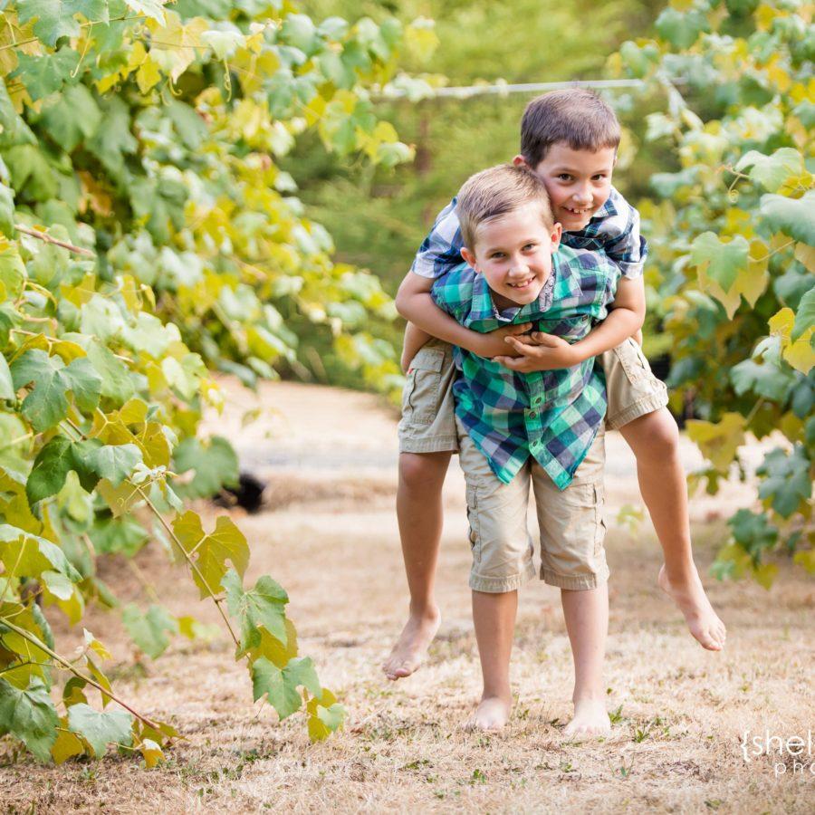 My Boys - Personal Share {Child Photographer|Prosper, TX}