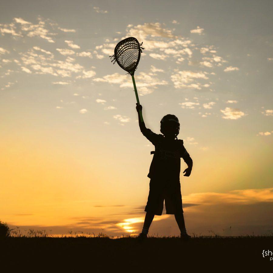 Lacrosse Lifestyle Portraits {Child Photographer Prosper, TX}
