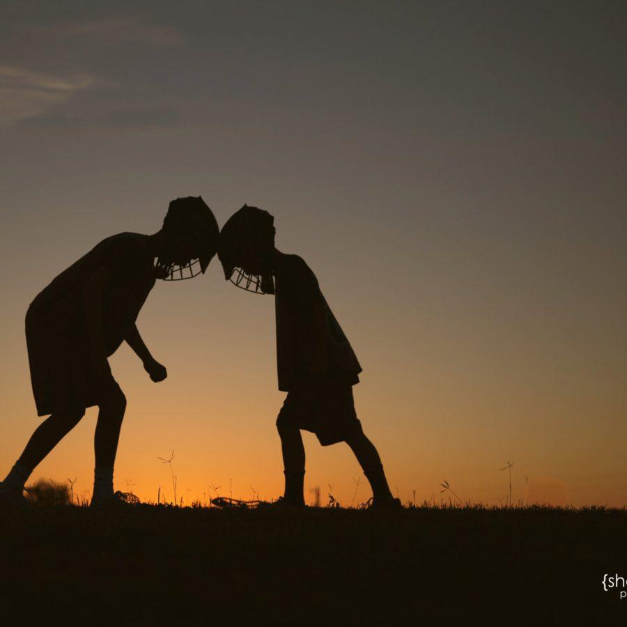 Brothers Lacrosse Lifestyle Portraits {Child Photographer|Prosper, TX}