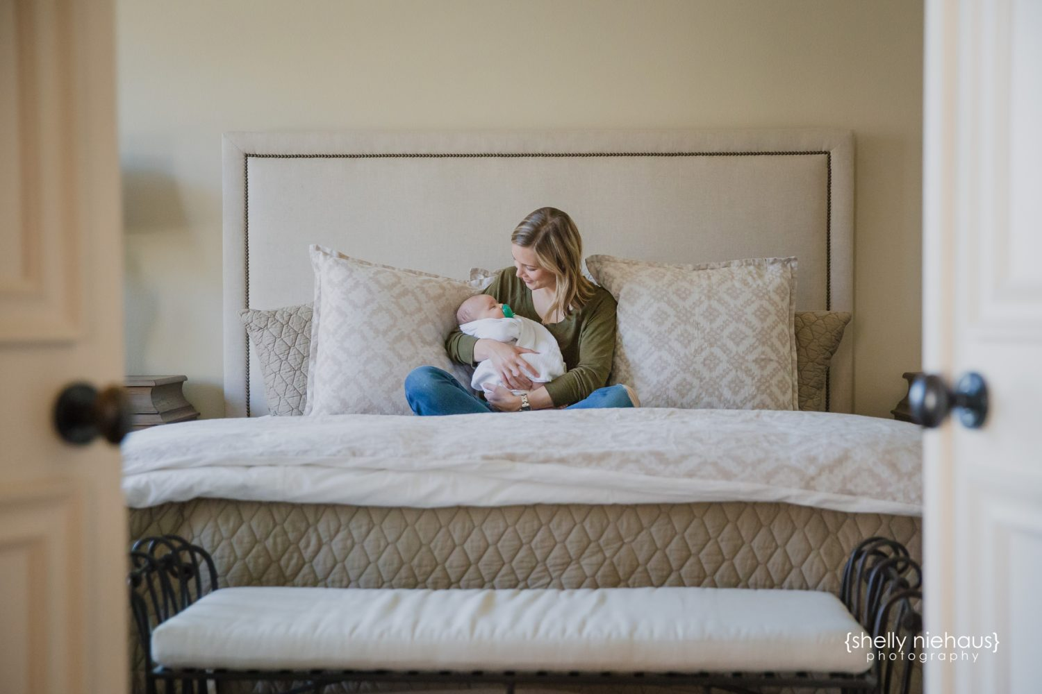 Baby Girl Is Three Months Old {Lifestyle Baby Photographer|Prosper, TX}
