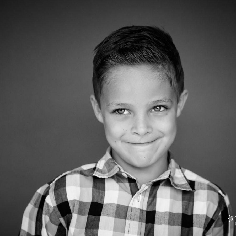 Documentary School Portraits {Child Photographer| Prosper, TX}