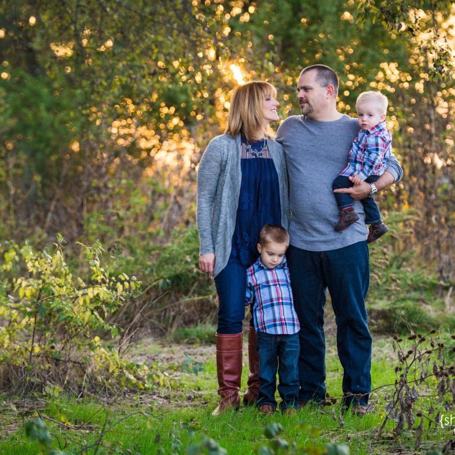 Rustic Family Portrait Session {Lifestyle Family Photographer Prosper, TX}