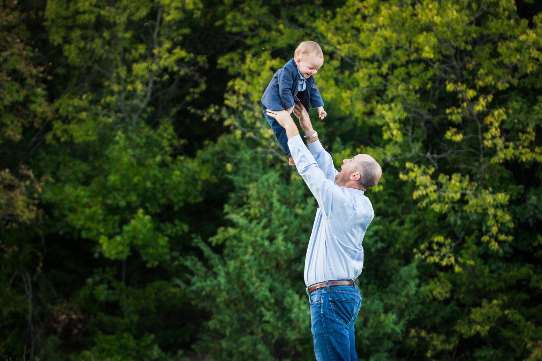Baby Toss {Family Photographer| Prosper, TX}