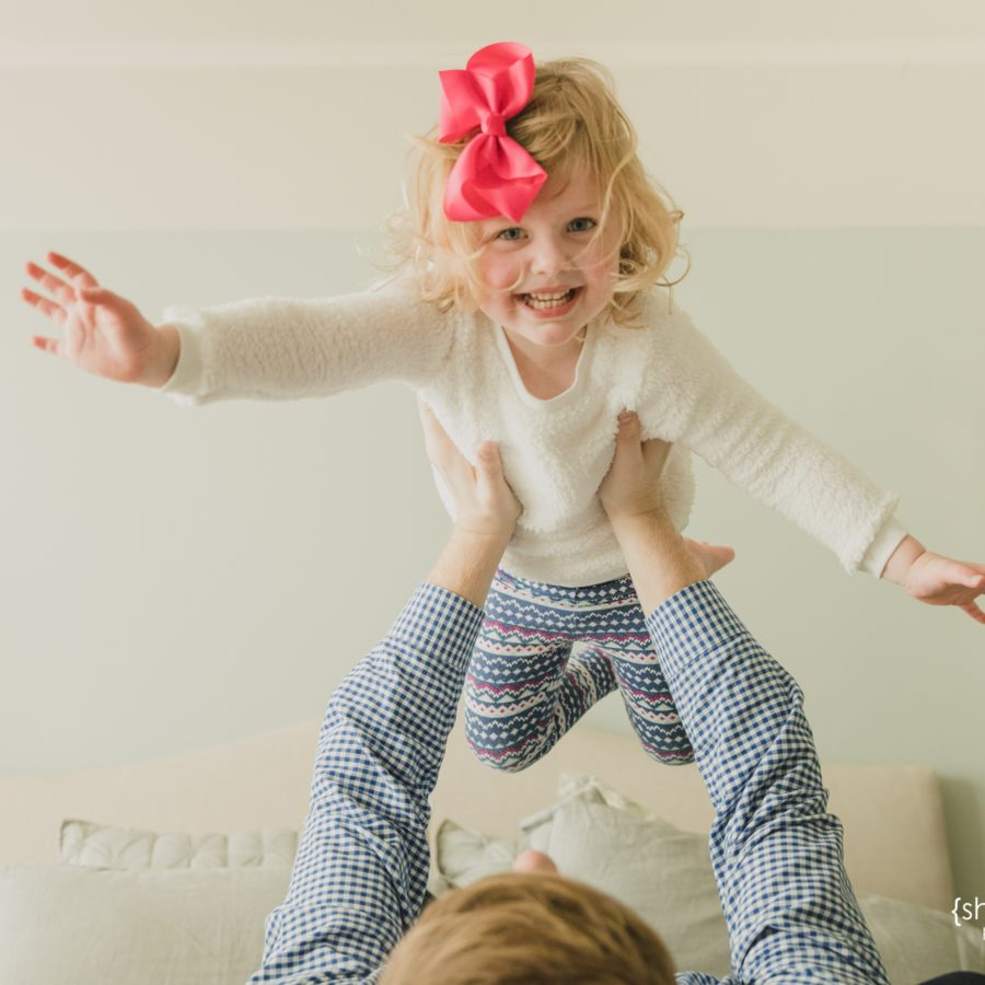 Family of Three Life Inspired Session {Lifestyle Photography| Celina, TX}