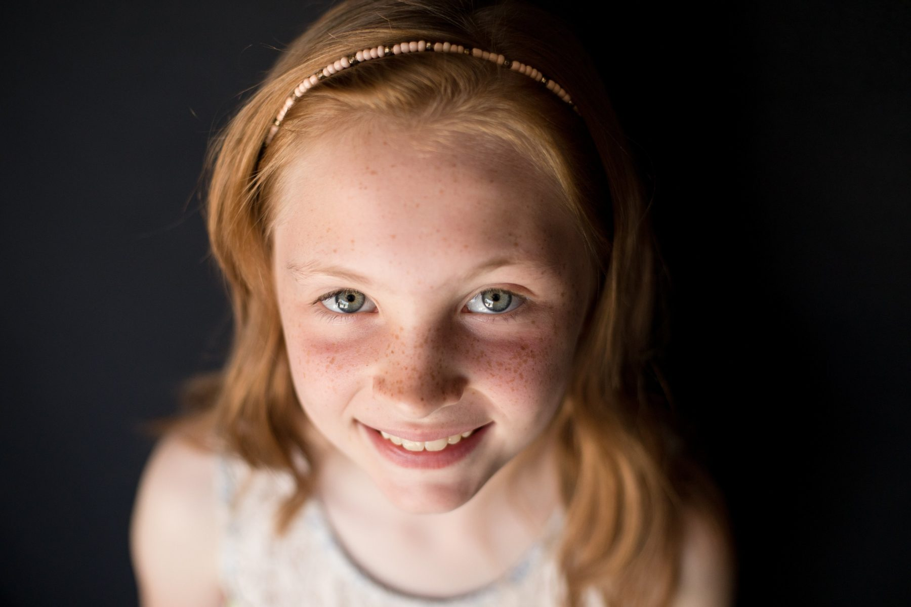 Fine Art School Portraits (Shelly Niehaus|Child Photographer Prosper, TX}