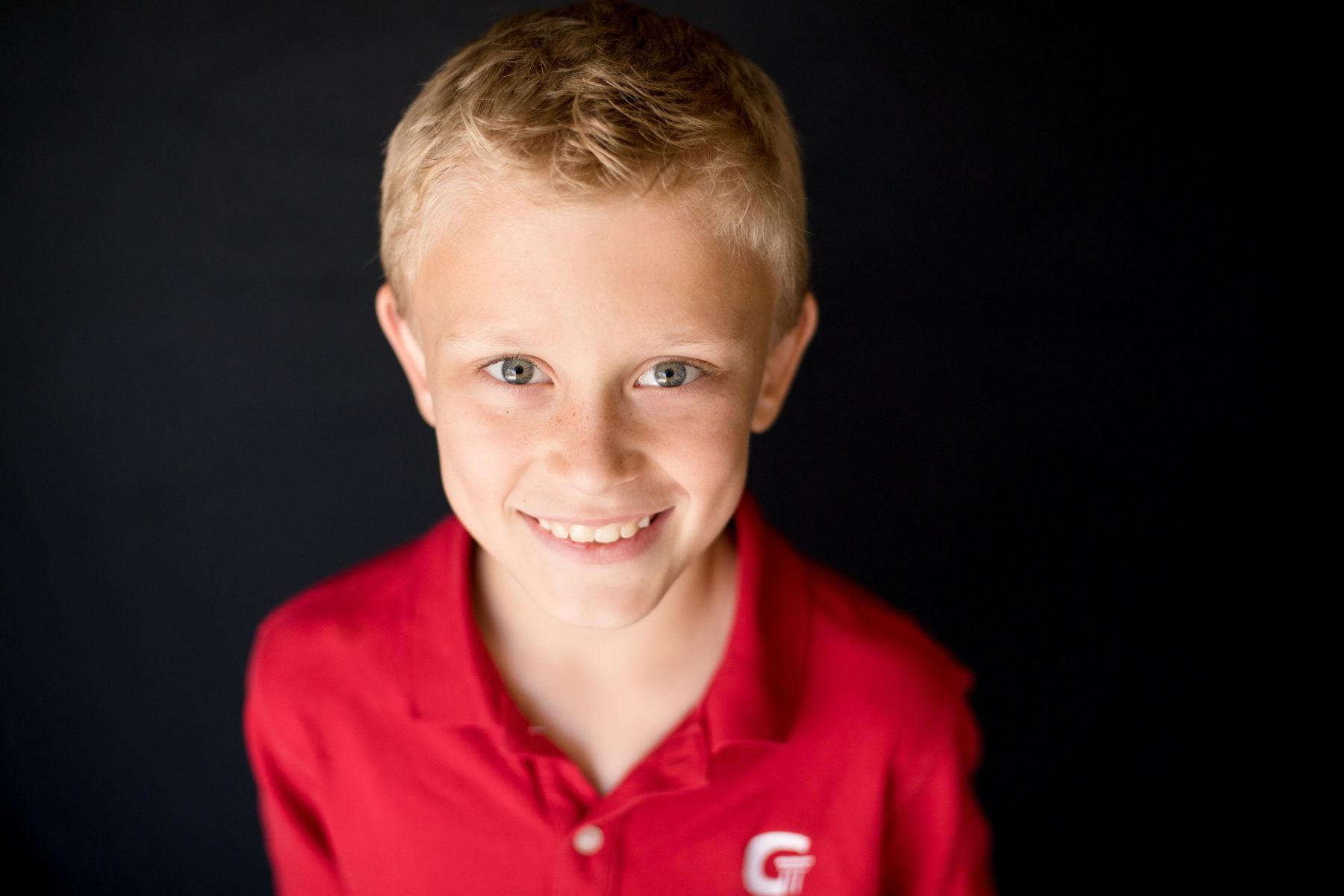 Modern School Portraits (Shelly Niehaus|Child Photographer Prosper, TX}