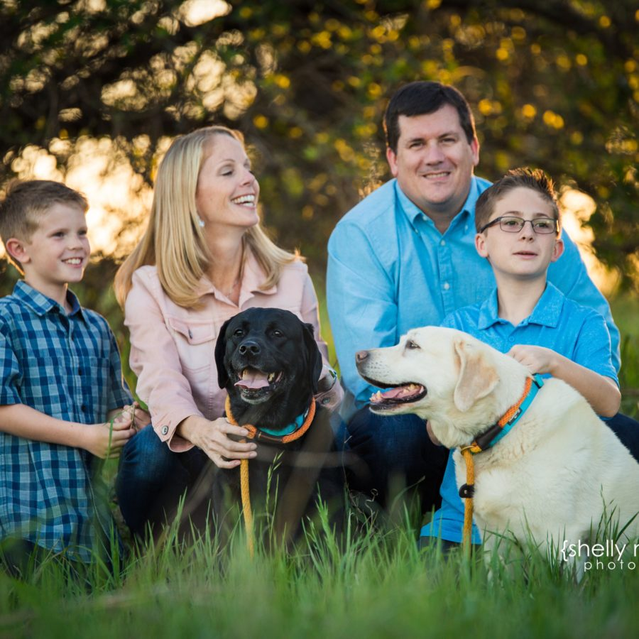 Furry Friends Make a Family Complete {Lifestyle Photography| Frisco, TX}