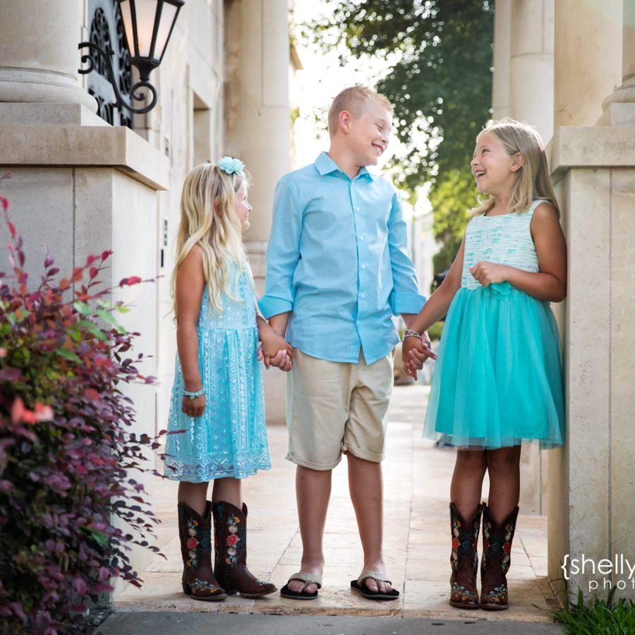 Joyful + Candid Siblings Session {Child Photographer| Prosper, TX}