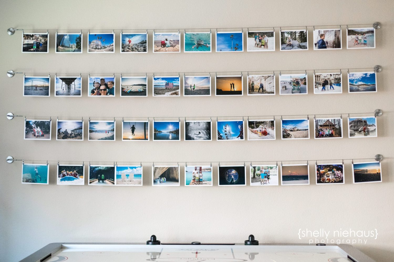 Shelly Niehaus Photography| Dallas Family Photography| Family Photo Books and Wall Display